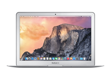"MacBook Air 13"" dual-core i5 1.4GHz/ 4GB/ 128GB flash/ HD Graphics 5000"
