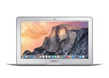 "MacBook Air 11"" dual-core i5 1.4GHz/ 4GB/ 128GB flash/ HD Graphics 5000"