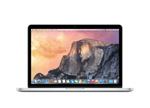 "MacBook Pro 13"" with Retina Display/ Dual-core i5 2.6GHz/ 8GB/ 256GB flash/ Iris Graphics"