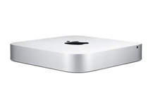 Mac mini 1.4GHz dual-core i5/ 4GB/ 500GB /HD Graphics 5000