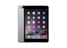 iPad mini 3 Wi-Fi + Cellular 16GB - Space Grey