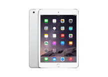 iPad mini 3 Wi-Fi + Cellular 128GB - Silver