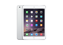 iPad mini 3 Wi-Fi 128GB - Silver