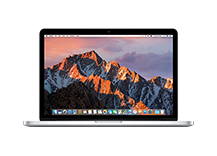 "MacBook Pro 13"" with Retina Display/ Dual-core i5 2.7GHz/ 8GB/ 128GB flash/ Iris Graphics 6100"