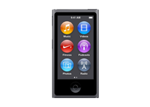 iPod nano 16GB - Space Grey