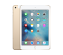 iPad mini 4 Wi-Fi + Cellular 64GB - Gold