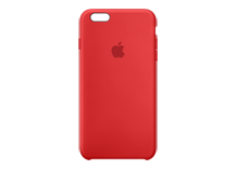 iPhone 6s Plus Silicone Case - (PRODUCT)RED