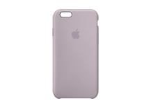 iPhone 6s Silicone Case - Lavender