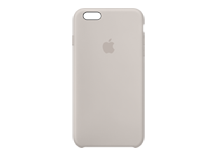 iPhone 6s Plus Silicone Case - Stone