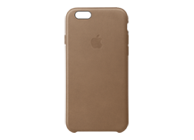 iPhone 6s Plus Leather Case - Brown