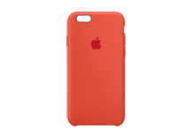 iPhone 6s Silicone Case - (PRODUCT)RED