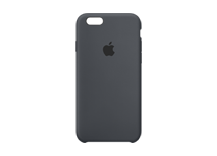 iPhone 6s Silicone Case - Charcoal Grey