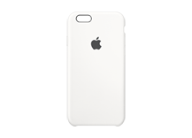 iPhone 6s Silicone Case - White