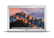 "MacBook Air 13"" dual-core i5 1.6GHz/ 8GB/ 256GB flash/ HD Graphics 6000"
