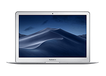 "MacBook Air 13"" dual-core i5 1.8GHz/ 8GB/ 128GB flash/ HD Graphics 6000"