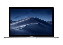 "MacBook 12"" Retina Core m3 1.2GHz/ 8GB/ 256GB/ Intel HD 615/ Silver"