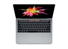 MacBook Pro 13-inch with Touch Bar/ 3.1GHz dual-core Intel Core i5/ 256GB - Space Grey