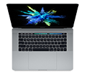 MacBook Pro 15-inch with Touch Bar/ 2.8GHz quad-core Intel Core i7/ 256GB - Space Grey