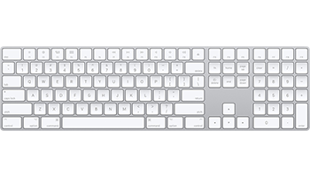 Magic Keyboard with Numeric Keypad - Slovenská