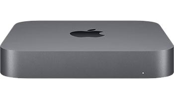Mac mini 3.6GHz quad-core i3/ 8GB/ 128GB/ Intel UHD Graphics 630/ Space Grey