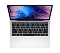 MacBook Pro 13-inch with Touch Bar/ 2.4GHz quad-core Intel Core i5/ 8GB/ 512GB - Silver
