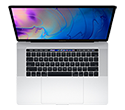 MacBook Pro 15-inch with Touch Bar/ 2.6GHz 6-core Intel Core i7/ 16GB/ 256GB - Silver