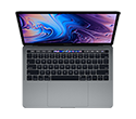 MacBook Pro 13-inch with Touch Bar/ 2.4GHz quad-core Intel Core i5/ 8GB/ 512GB - Space Grey