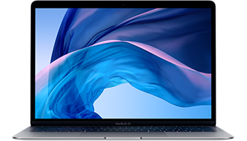 MacBook Air 13-inch 1.1GHz quad-core Intel Core i5/ 8GB/ 512GB - Space Grey