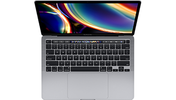 MacBook Pro 13-inch with Touch Bar/ 2.0GHz quad-core Intel Core i5/ 16GB/ 1TB - Space Grey