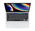 MacBook Pro 13-inch with Touch Bar/ 2.0GHz quad-core Intel Core i5/ 16GB/ 1TB - Silver