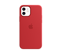 iPhone 12 | 12 Pro Silicone Case with MagSafe - (PRODUCT)RED