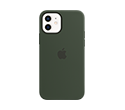 iPhone 12 | 12 Pro Silicone Case with MagSafe - Cypress Green