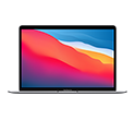 13-inch MacBook Air/ Apple M1 chip with 8-core CPU and 7-core GPU/ 256GB - Space Grey
