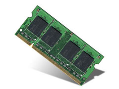 1GB 667MHz DDR2 SO-DIMM PC 200pin