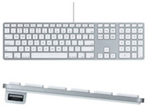 Apple Keyboard with Numeric Keypad International