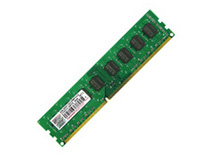 4GB of 1066MHz DDR3 ECC SDRAM 240pin