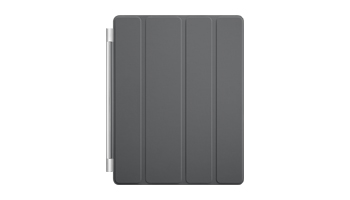 iPad Smart Cover - Polyurethane - Dark Gray