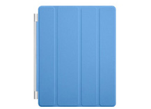 iPad Smart Cover - Polyurethane - Blue