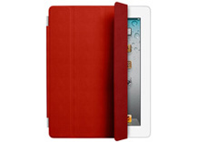 iPad Smart Cover - Leather - (PRODUCT) RED