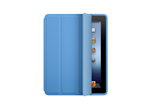 iPad Smart Case - Polyurethane - Blue