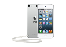 iPod touch 64GB - White & Silver