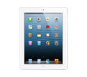 iPad s Retina displejom + Cellular 16GB - White