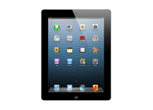 iPad s Retina displejom 128GB - Black
