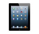 iPad s Retina displejom + Cellular 128GB  - Black