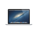 MacBook Pro 13-inch Retina dual-core i5 2.6GHz/ 8GB/ 256GB flash/ HD Graphics 4000