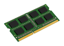 4GB 1600MHz DDR3 SO-DIMM PC 204pin