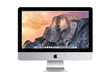 "iMac 21.5"" 2.9GHz Quad-Core i5/ 8GB/ 1TB/ NVIDIA GeForce GT 750M 1GB/ W KB"