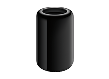 Mac Pro quad-core Xeon E5 3.7GHz/ 12GB/ 256GB/ Dual FirePro D300 2GB each