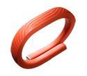 Jawbone UP24 Medium - Persimmon