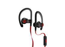 Beats Powerbeats2 Earphones - Black
